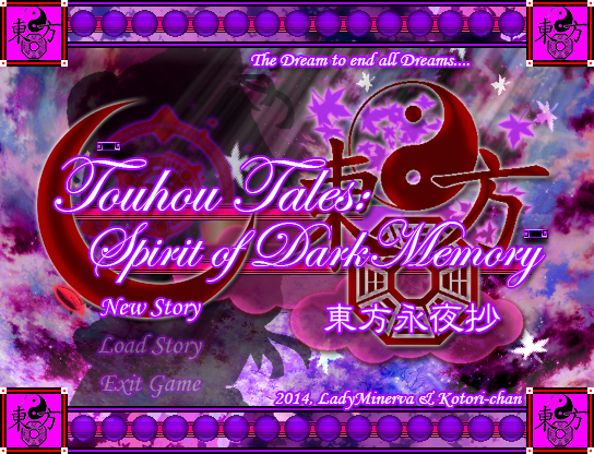The Touhou Project - What Shall Happen to it?