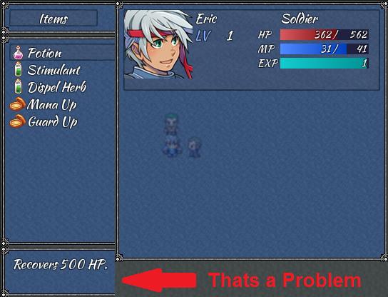 item window actor problem - Ace Script Support - RPG Maker Central ...