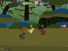 My Little Pony - Game Concept Art