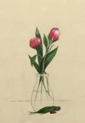 finished rose piece By Kaz Rrr
