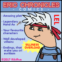 Eric Chronicles Comics