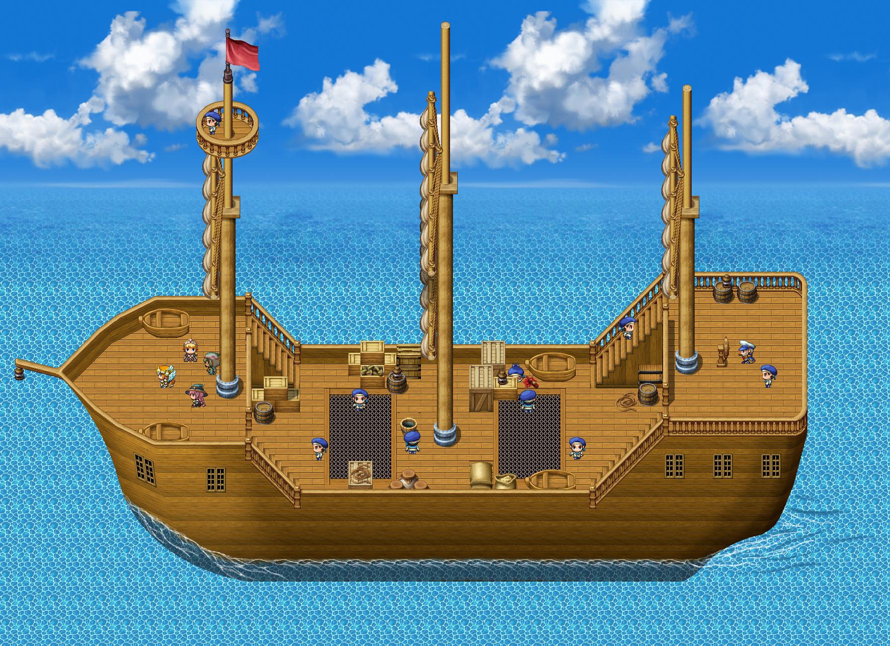 MV Ship :)