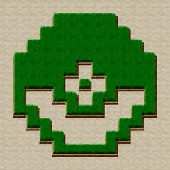 Grass Deco Auto-Tile Test (ACE)