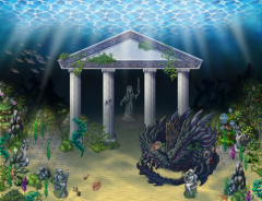 The lost temple of the goddess