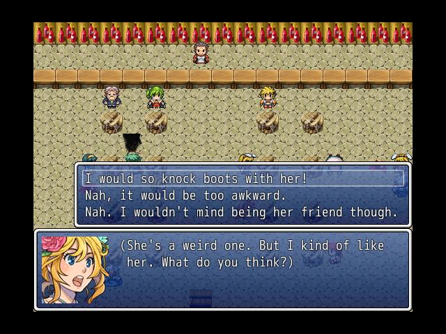 Weird dating sims games