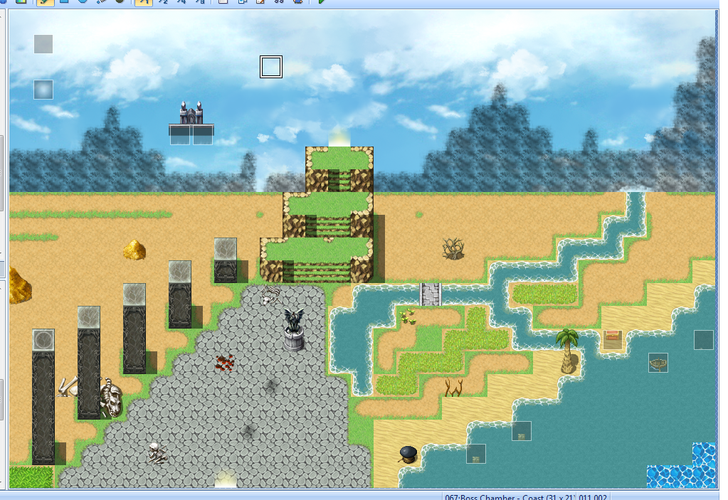 Rpg Maker Mv Water Tileset