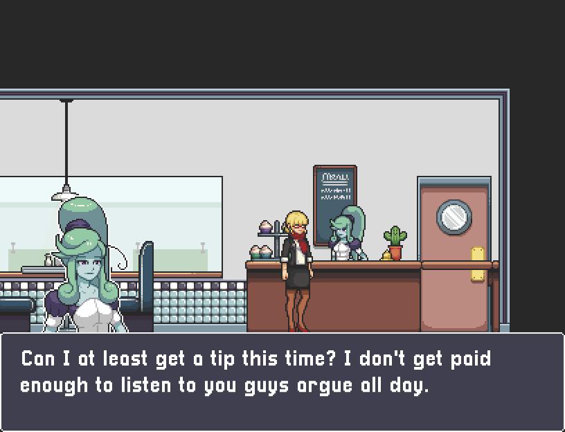 'Second Chance' Screenshot: Tip Plz