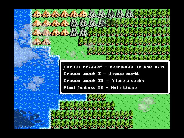 Dragon quest I - the remake (vx ACE) - Completed Games - RPG
