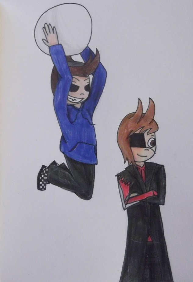 Look Out Tord!