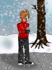 Enjoying The Snow V1