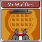 Mr.Waffles